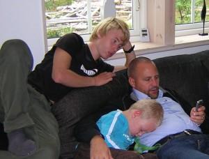 Daniel, Albin och Jag