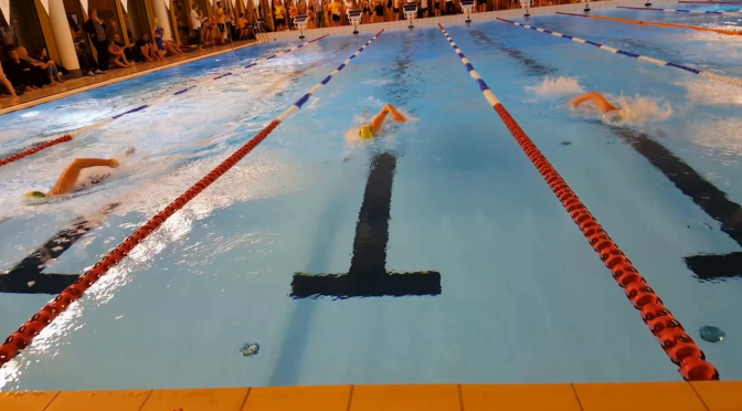 Jenny 50m fritt